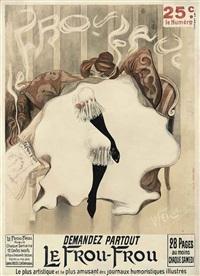 Le Frou-Frou, 1900