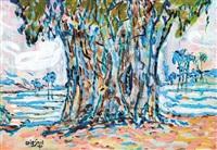 pohon waringin (banyan tree) by arie smit