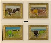 the four seasons (4 works) by arthur armstrong