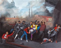 death in south central (bloods) by sandow birk