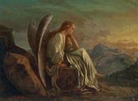 angel by john gast