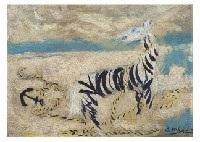 horse by setsuko migishi