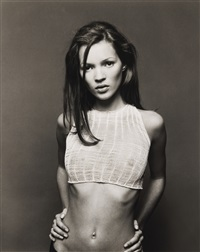 kate moss, west village, nyc by sante d'orazio