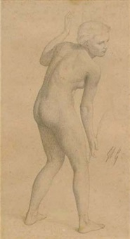 female nude by jean-léon gérôme