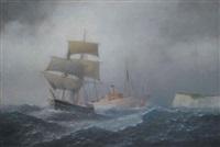boats by spyridon prosalentis