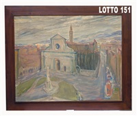 basilica santa maria novella by luigi arrigoni