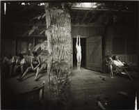 hay hook by sally mann