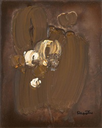 composition brown by stanislaus ivan rapotec