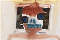 cráneo by francisco toledo