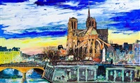 notre dame paris by doug scott