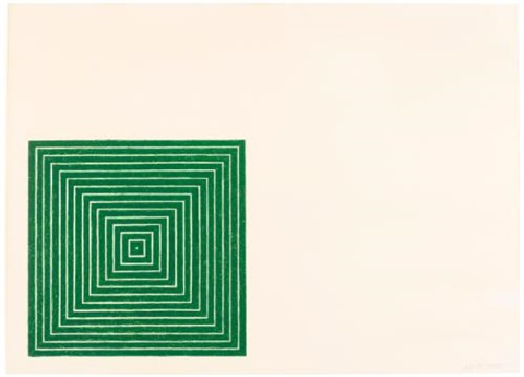 island no 10 by frank stella