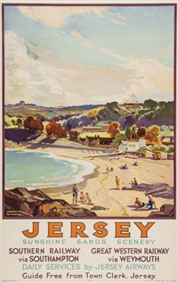 jersey by leonard richmond