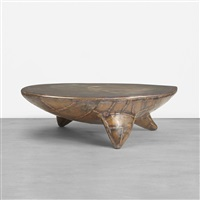 shark tail table by wendell castle