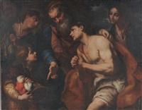 le retour du fils prodigue by johann karl loth