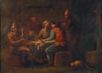 l'heureux repas dans un intérieur by italian school-northern (17)