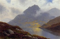 loch lyne, scotland by james h.c. millar