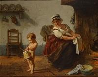 de jonge trommelaar by alexandre markelbach