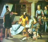 scena storica by joseph freund