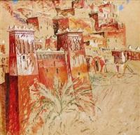 grand ksar, kasbah aît-ben-haddou, maroc by patrice laurioz