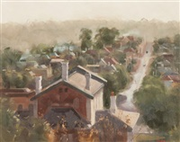 daylesford by hilary jackman