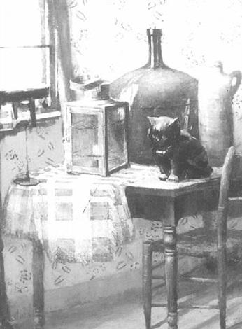 the old lantern by anna s fischer