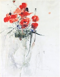 poppies by molly joan lamb bobak