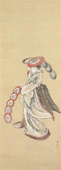 dancer by ogata gekko