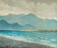 dingle bay, kerry by mabel young