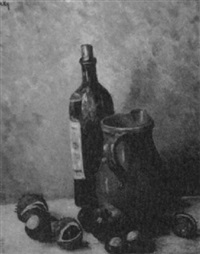 nature morte by marie madeleine de rasky