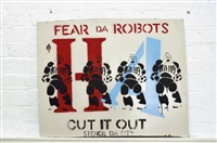 fear da robots by regan tamanui