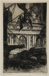 grand central by otto august kuhler