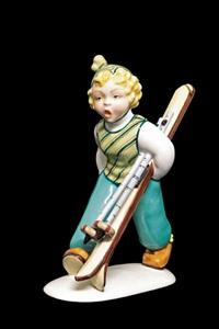 uno sciatore by tarcisio tosin
