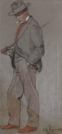 charmanter herr by wilhelm dachauer