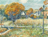 the mcgill farm above new hope by mary elizabeth price