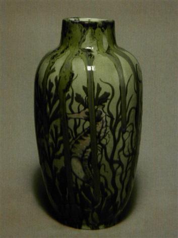 vase by glatigny