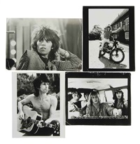 the rolling stones, keith richards (10 works) by tony sanchez