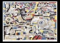 divided (+ work, smllr; 2 works) by kikuji yamashita