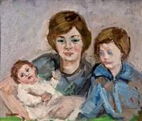retrato de familia by ramón aguilar moré