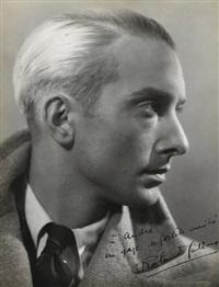 Portrait de l'acteur Roland Caillaux