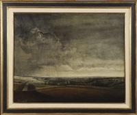 paysage brabançon by joseph albert