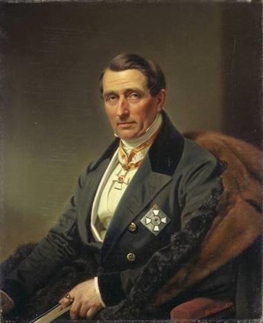 ludwig count von rittberg by franz krüger