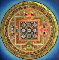 les neuf planètes by janam lama
