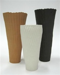 vases (various sizes; set of 3) by rebecca tetley