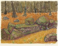 forest and stonewall by george biddle