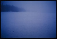 stefan's lake at midday, umeå, sweden by nan goldin