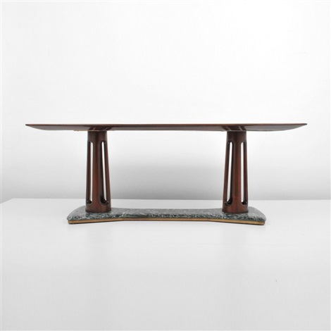 dining table by guglielmo ulrich
