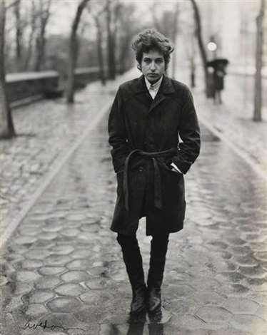 bob dylan, n.y.c. by richard avedon