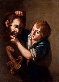 david con la cabeza de goliat by michelangelo merisi da caravaggio