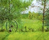 the back garden by joe fanning