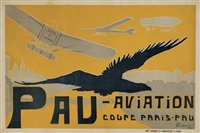 pau aviation by ernest gabard